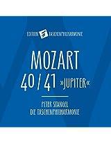 Mozart:Symphonies Nos 40/41 [Die Taschenphilharmonie, Peter Stangel] [SOLO MUSICA: ETP005]
