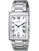 Pulsar Men's PH9043 Analog Display Japanese Quartz Silver Watch