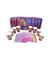Disney Tangled Rapunzel Birthday Party Set for 8
