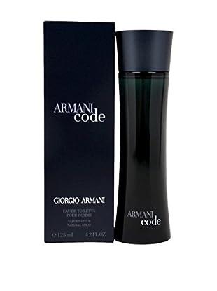 Armani Eau de Toilette Hombre Code 125.0 ml