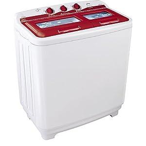 Godrej 7.5 Kg GWS 7502 PPI Top Loading Semi-Automatic Washing Machine-Red