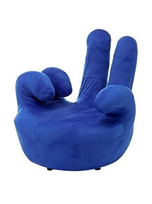 Tomasucci Sessel Victory blau