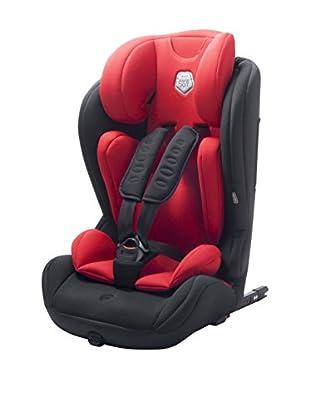Babyauto Kindersitz Quadro T Fix Gruppe 1,2,3 rot