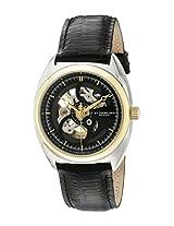 Stuhrling Original Analog Black Dial Men's Watch - 381.33G51