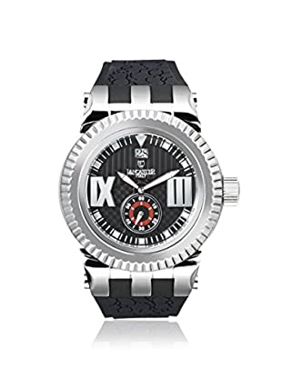 Lancaster Men's OLA0629SS/NR Murano Black Stainless Steel Watch
