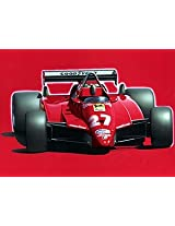 "1/20 Ferrari 126C2 1982 San Marino ""Gilles Villeneuve"""
