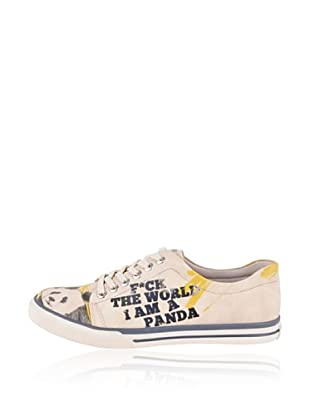 Dogo Zapatillas I Am A Panda (Crema)