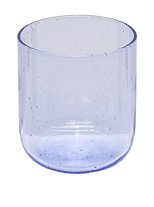 Novità Home Glas 4er Set Soave blau