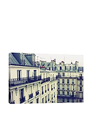 Monmartre Gallery Wrapped Canvas Print