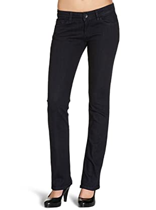Cross Jeans Pantalón Vaquero Bootcut Kate (Azul Oscuro)