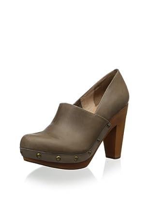 Fiel Women's Dardenne Heeled Clog (Taupe)