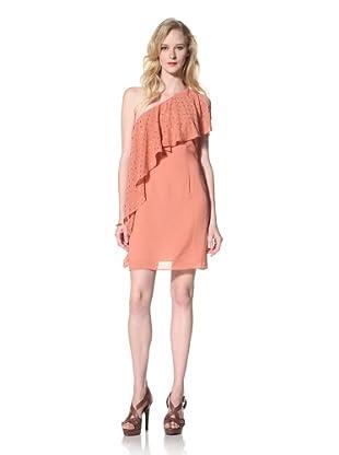 Susana Monaco Women's Maria Dress (apricot)