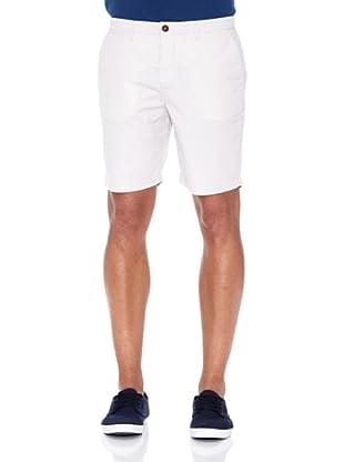 Pepe Jeans London Bermuda Eddington (Blanco)