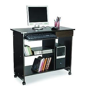 Nilkamal Spacio Computer Table (Teak)