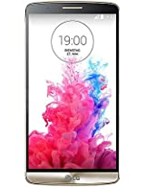 LG G3 Beat - D722k - Black Gold