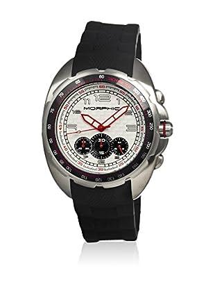 Morphic Reloj con movimiento cuarzo japonés Mph2501 Negro 43  mm