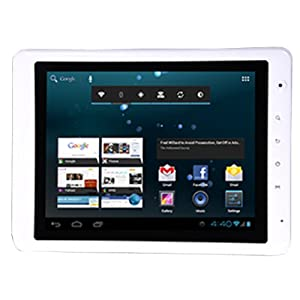 BSNL Penta T-Pad WS802C-2G Tablet (WiFi, 3G via Dongle, Voice Calling), White