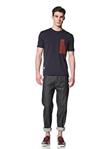 Marshall Artist Men's Stovepipe Jeans (Raw Selvage Denim)