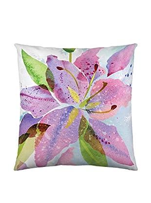 NATURALS Funda De Cojín Lily Flowers