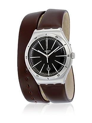 Swatch Reloj de cuarzo Unisex Doppiogiro  42.7 mm