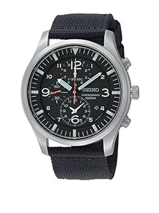 Seiko Reloj de cuarzo SNDA57 Negro 43  mm