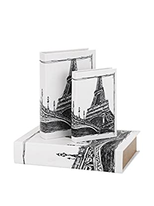Set of 3 Beyond Travel Book Boxes