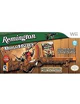 Remington Bird Hunt with Camo Gun Bundle - Nintendo Wii (Bundle)