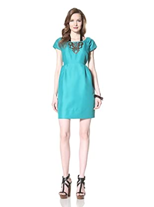 Miss Sixty Women's Alex Necklace Dress (Meadow)