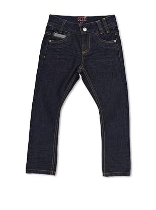 Desigual Pantalón Te Rojo (Jeans Oscuro)
