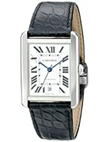 Cartier Men's W5200027 Analog Display Quartz Black Watch