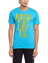 Nike Men's Round Neck T-Shirt