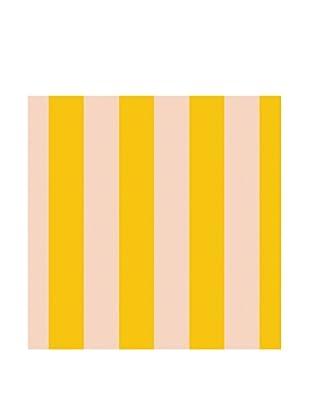 WallCandy Arts Stripe Sorbet Removable Peel-And-Stick Wallpaper