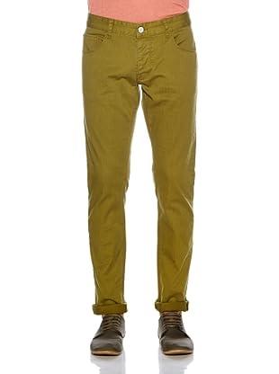 Solid! Pantalón Casual (Verde)