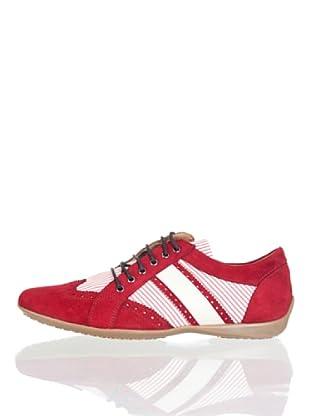 Vilagallo Zapatilla Sport (Rojo)