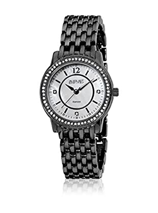 August Steiner Reloj de cuarzo Woman AS8027BK Negro 39 mm