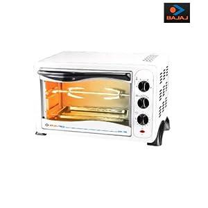 Bajaj OTG 2800TMC Oven Toaster Grillers-White
