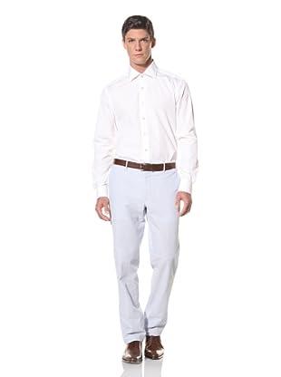 De Corato Men's Dress Shirt (White)