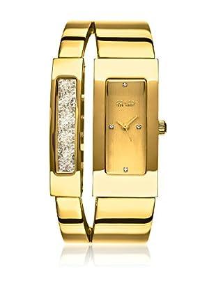 SO & CO New York Uhr mit japanischem Quarzuhrwerk Woman GP16073 34 x 45 cm