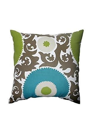 Fahri Aquamarine Indoor/Outdoor Floor Pillow