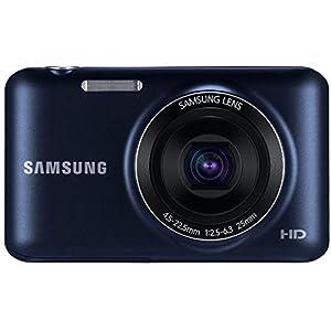 Samsung ES95 16.1 MP Digital Camera with 5x Optical Zoom (Black)