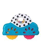 Playgro Car Plastic Rattle (Multicolor)