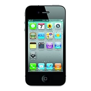 Apple iPhone 4 16GB (Black)