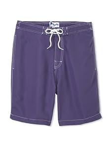 Trunks Men's Swami Shorts (Purple)
