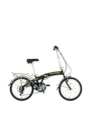 Schiano Fahrrad 20 Riducibile 06V.Shimano Alloy gelb/schwarz