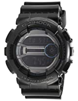 Casio G-Shock Digital Grey Dial Unisex Watch - GD-110-1DR (G406)