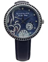 Giordano Analog Black Dial Women's Watch - 2585-01