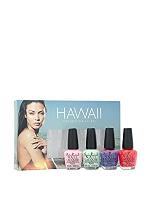 OPI Set Esmalte 4 Uds. Hawaii (4 X 3.75Ml)