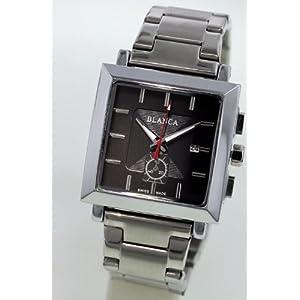 Blanca Silver Men Analog - Wrist Watches