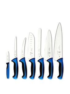 Mercer Primary4 8-Piece Knife Set (Blue)