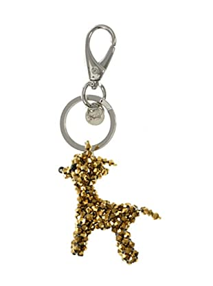 Furla Portachiavi Camden Cerbiatto (Oro)